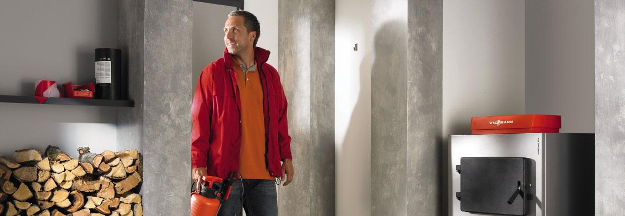 dr scher haustechnik klimaanlage und heizung zu hause. Black Bedroom Furniture Sets. Home Design Ideas